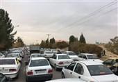 اعمال محدودیت ترافیکی در محورهای مازندران آغاز شد