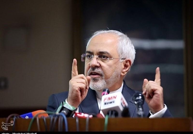 واکنش ظریف به رجزخوانیهای پامپئو در شورای امنیت