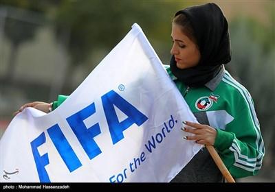 بازدید شیخ سلمان از آکادمی فوتبال ایران