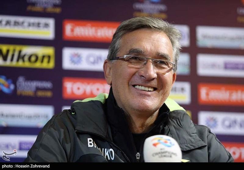 برانکو ایوانکوویچ: بازی با کاشیما آنتلرز بزرگترین بازی 30 سال اخیر در تهران است/ قلبمان پر از امید است
