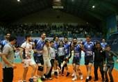 تهران| هفته ششم لیگ برتر والیبال؛ شهرداری ورامین 3 عقاب نهاجا صفر