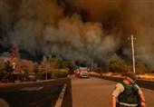 هنوز نزدیک به 1000 نفر در آتش سوزی کالیفرنیا ناپدید هستند