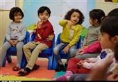 اجرای طرح پیشگیری از تنبلی چشم در کرمان به روایت تصویر