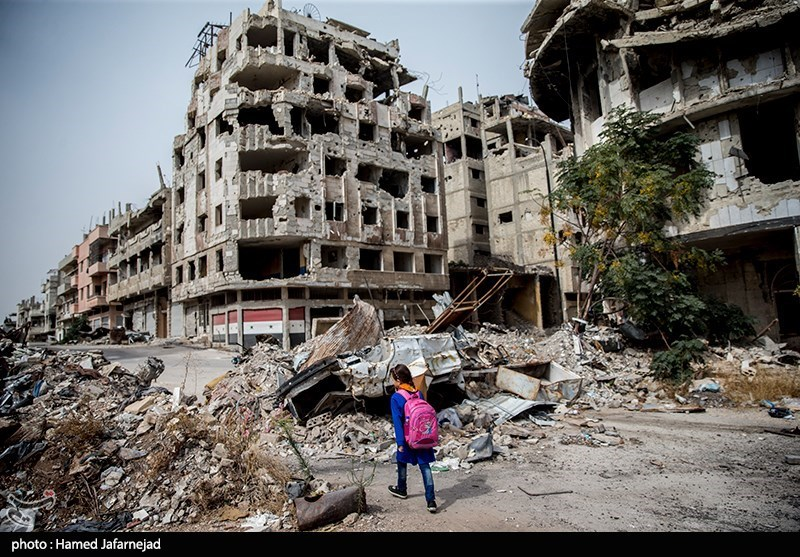 Life Returns to Syria's War-Torn City of Homs