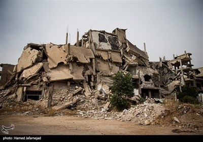 داعش کے خلاف نام نہاد امریکی اتحاد کی شامی شہروں پربمباری،متعدد افراد شہید یازخمی