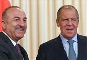 گفتوگوی تلفنی وزرای خارجه روسیه و ترکیه درباره دور بعدی نشست آستانه
