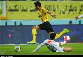 لیگ برتر فوتبال  پیروزی یک نیمهای ماشینسازی، نفت مسجدسلیمان و فولاد مقابل رقبا