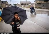 آخرین وضعیت بارشها/کجای ایران با بیشترین رشد بارش مواجه است؟+جدول