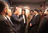 بازدید نمایندگان مجلس شورای اسلامی از مدرن ترین و پرظرفیت ترین دیتاسنتر کشور