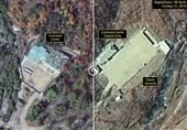 تصاویر ماهوارهای از تغییرات در یک سایت هستهای کره شمالی