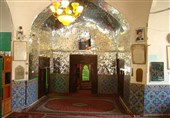پیشرفت فیزیکی عملیات اجرایی امامزاده سید صدرالدین اردبیلی به 60 درصد رسید