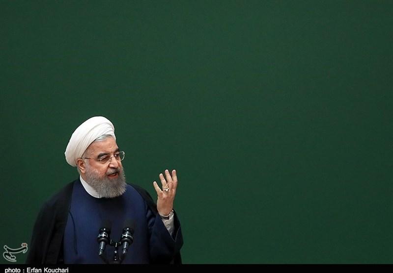 ایران امریکا کے سامنے کبھی نہیں جھکے گا، حسن روحانی