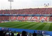 حاشیه بازی پرسپولیس - کاشیما آنتلرز| ظرفیت ورزشگاه آزادی تکمیل شد/ اجرای طرحِ «ما میتوانیم» + تصاویر