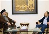 السید نصرالله بحث مع باسیل ملف تشکیل الحکومة والوضع الاقلیمی