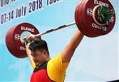 وزنهبرداری قهرمانی جهان| علی داودی: سال آینده همه تلاشم برای کسب مدال خواهد بود/ وزنهها به دلیل سرگیجه از دستم افتاد