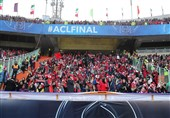 Iranian Female Fans Expressed Appreciation to AFC