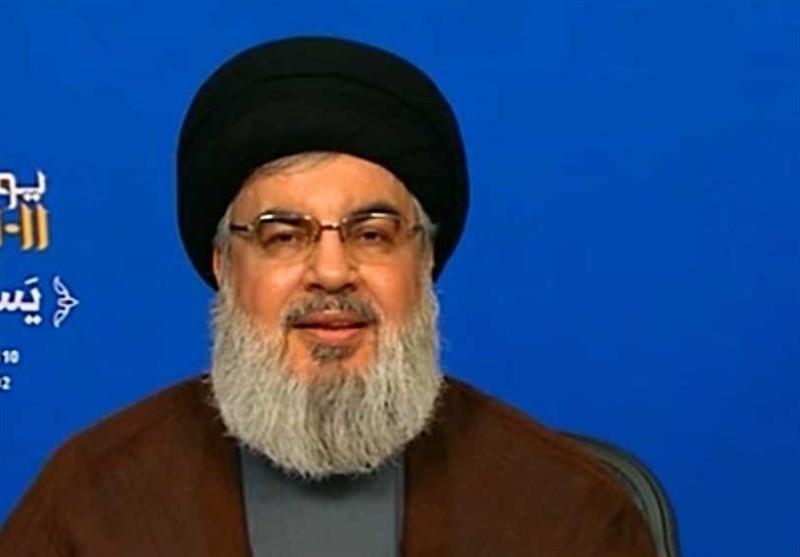 سید حسن نصرالله: از حالا به بعد هر هواپیمای متجاوز اسرائیلی را سرنگون خواهیم کرد