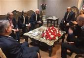 تشکر اینفانتینو از «مسعود» در دیدار با وزیر ورزش!