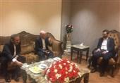 حاشیه بازی پرسپولیس - کاشیما آنتلرز| جلسه جهانگیری و اینفانتینو بین دو نیمه