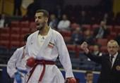 کاراته قهرمانی جهان| درفشیپور برنز گرفت/ پایان کار مردان ایران با یک طلا، یک نقره و دو برنز در بخش انفرادی