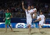 Iran Knows Rivals at AFC Beach Soccer Championship
