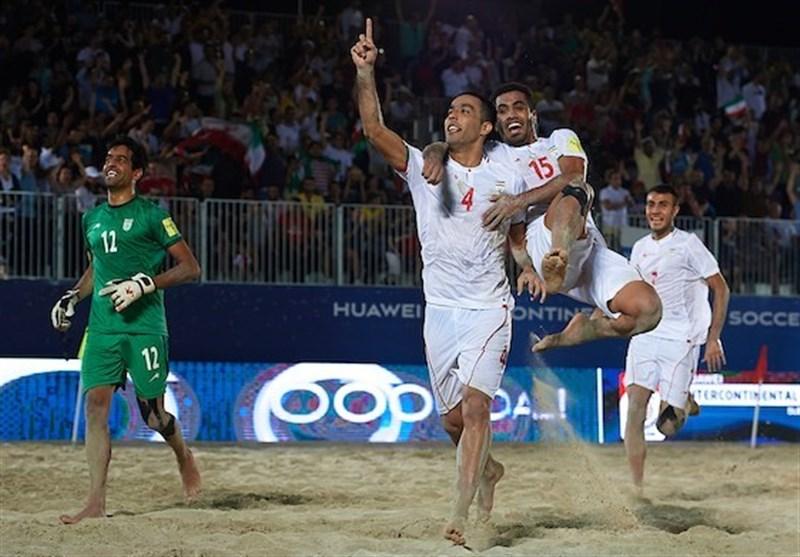 لیگبرتر فوتبال ساحلی|شکست تیم دریانوردان بوشهر در مقابل شاهین خرز رودسر