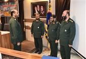 فرمانده جدید بسیج دانشجویی سپاه نینوا گلستان معرفی شد