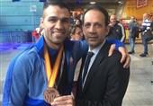 ذبیحالله پورشیب: از کسب مدال برنز هم خوشحالم، هم ناراحت/ هروی لیاقت عنوان پرافتخارترین مربی تاریخ کاراته ایران را دارد