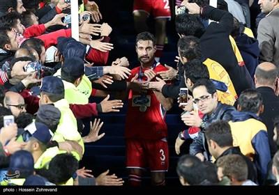 مباراة نهائی أبطال آسیا لکرة القدم 2018 بین برسبولیس وکاشیما انتلیرز/3