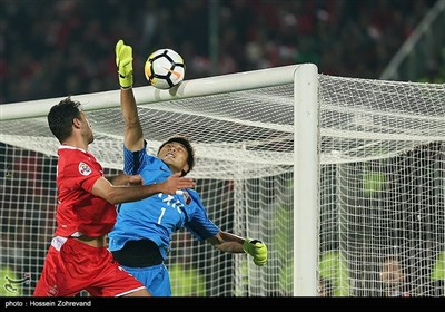 Iran's Persepolis, Japan's Kashima Antlers Compete in AFC Final