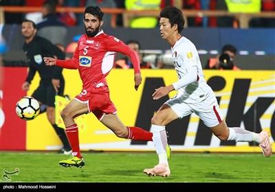 مباراة نهائی أبطال آسیا لکرة القدم 2018 بین برسبولیس وکاشیما انتلیرز/1