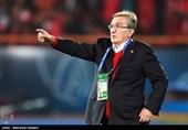 برانکو ایوانکوویچ: طول دست مربی دروازهبانان تیم ملی 5-4 متر است!/چهره واقعیشان را نشان دادند/برخلاف مقررات با پیکان بازی میکنیم