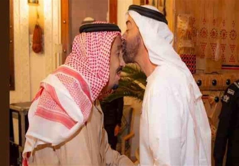سفر غیرمنتظره ولیعهد ابوظبی به عربستان سعودی
