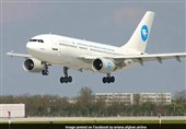 محاصره فرودگاه «دهلینو» در پی اشتباه خلبان شرکت هواپیمایی افغانستان