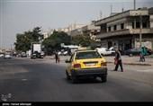 حمص شہر کے متاثرین اپنے گہروں کو واپس