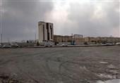 همدان| بیتاثیری نصب دیواره بتونی برای ساماندهی سیما و منظر شهری+فیلم