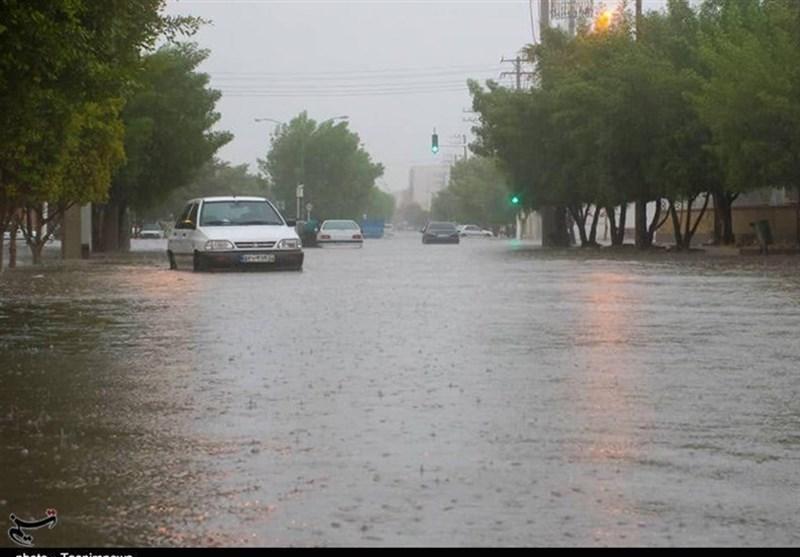 بارش باران پاییزی در استان بوشهر 72 میلیمتر افزایش یافت