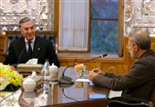 لاریجانی:رفتارهای ترامپ شرایط غیرمتعینی را در صحنه بینالملل بهوجود آورده است
