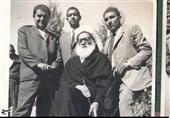 ستارههای مدفون در تخت فولاد اصفهان| حمایت آیتالله زند از امام خمینی(ره) و توجه جدی به تولید ملی+تصاویر