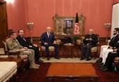 امریکی ایلچی کی افغان صدر و چیف ایگزیکٹو سے ملاقات
