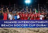 جدیدترین ردهبندی تیمهای ملی فوتبال ساحلی جهان اعلام شد/ شاگردان اوکتاویو همچنان در رده نخست آسیا و دوم جهان