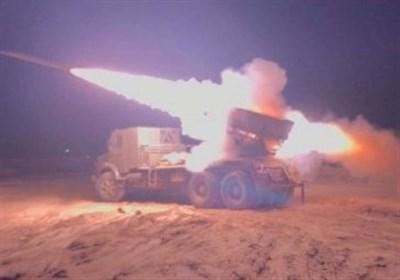 مانعتراشی آمریکاییها در عملیات ضدتروریستی عراق در مرزهای سوریه