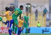لیگ برتر فوتبال| پیروزی یک نیمهای نفت آبادان مقابل همنام مسجدسلیمانی