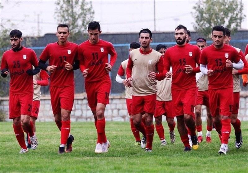 Iran U23 soccer