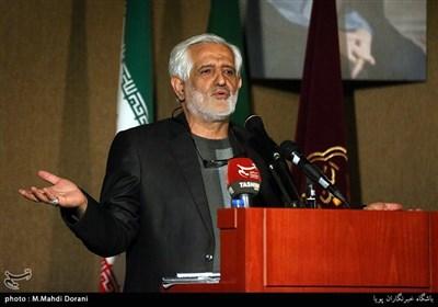 سخنرانی پرویز سروری رئیس دفتر سرپرستی آستان قدس در استان تهران
