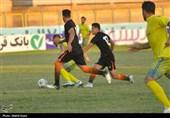 لیگ دسته اول فوتبال| پیروزی مس کرمان در ثانیههای پایانی و صعود اکسین به رده پنجم با F14