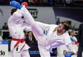 Iran's Bahman Asgari Wins Gold at Karate 1-Premier League