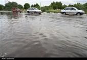 پیشبینی وقوع سیلاب در سراسر استان کرمان
