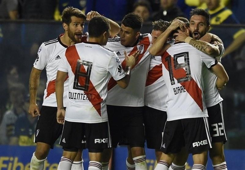 فوتبال جهان ریورپلاته با برتری در فینال قرن فاتح جام لیبرتادورس شد