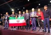 قهرمانی تیم ملی پرورش اندام ایران در مسابقات جهانی اسپانیا